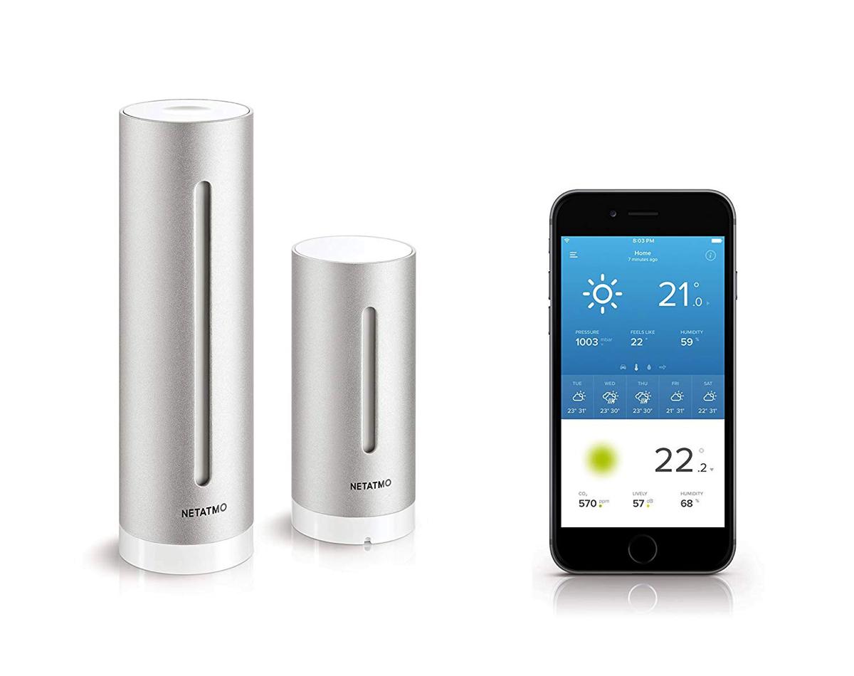 I dispositivi Netatmo per la smart home ora compatibili con Amazon Alexa in Italia