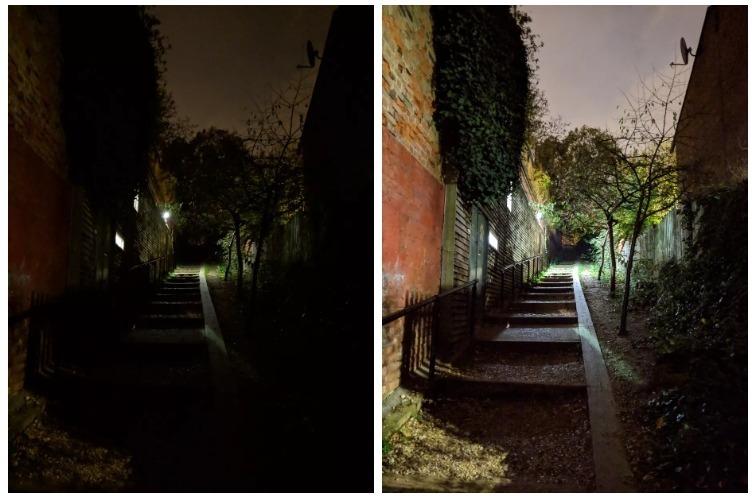 Il buio non fa più paura: Google Night Sight realizza foto notturne impareggiabili