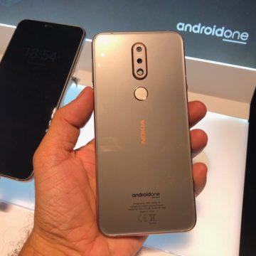 Nokia 7.1: primo approccio con il nuovo smarpthone