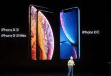 Nel nome di iPhone XR e XS, le lettere R e S ispirate alle auto sportive. Parola di Phil Schiller