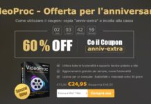VideoProc, in sconto del 60% la suite definitiva Mac per i video 4K: in offerta per pochi giorni