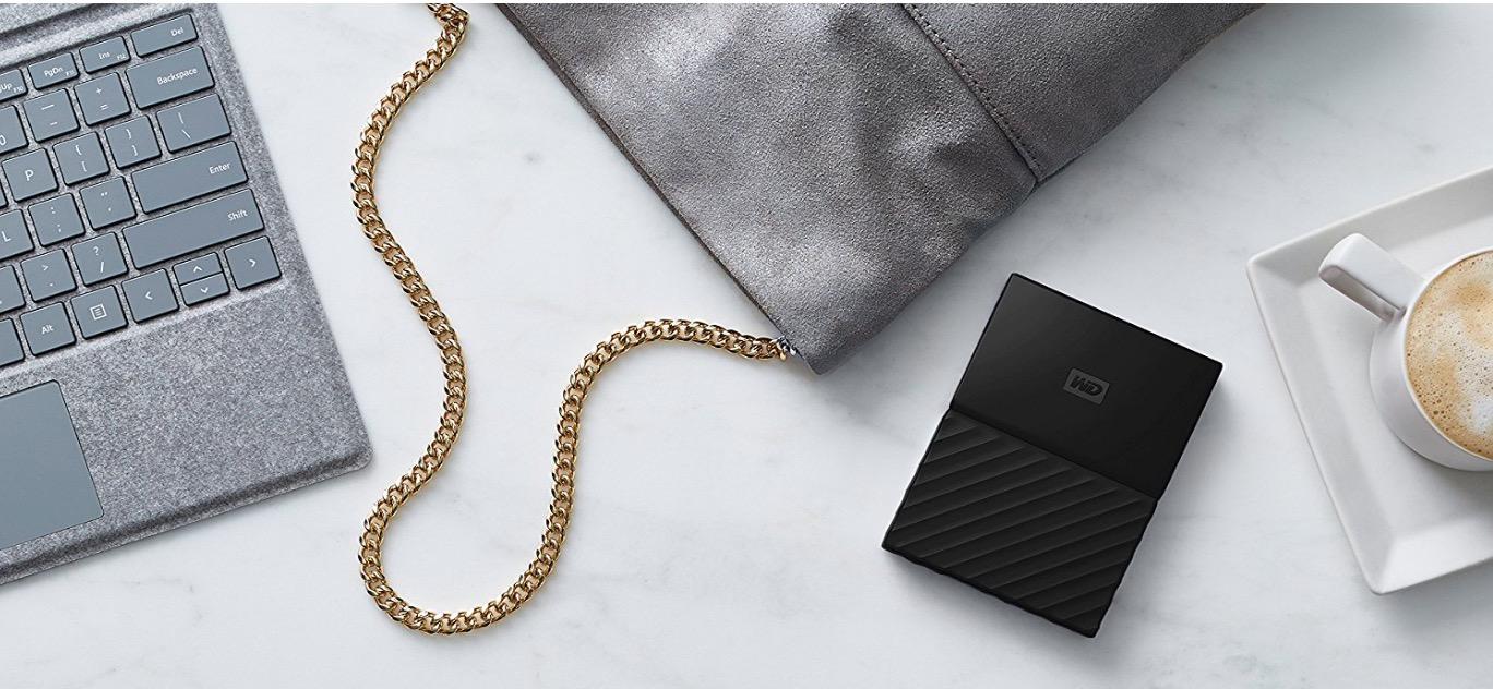Offerte del giorno: Hard Disk portatile WD 4 TB in super sconto e tanti accessori Hi-Tech