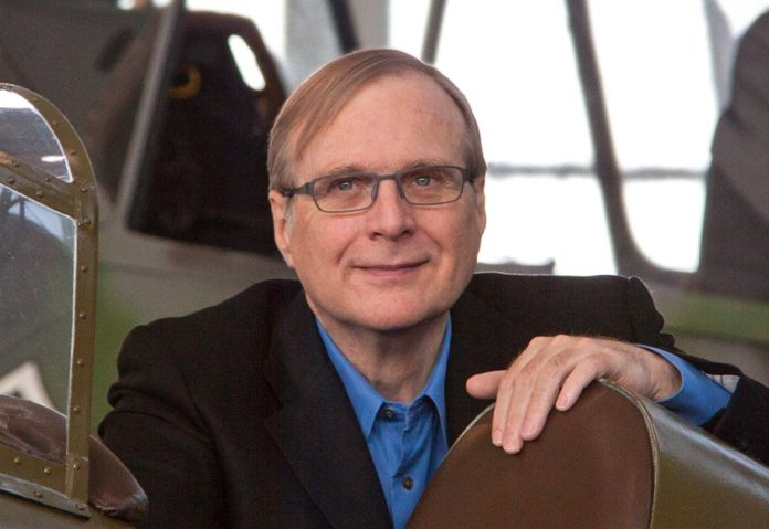 Morto Paul Allen, il co-fondatore di Microsoft