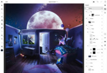 Adobe Max 2018, presentati Project Gemini e Photoshop CC per iPad