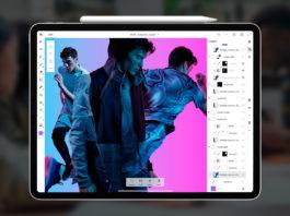 Photoshop per iPad Pro è l'evoluzione del professionista già oggi