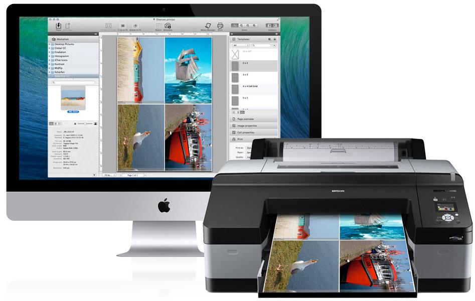 stampante per Mac