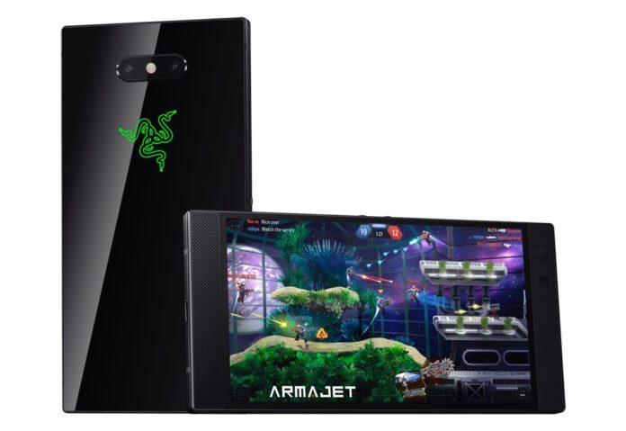 Razer Phone 2 è l'Android turbo da paura per giocare, con camera a vapore e display 120 Hz