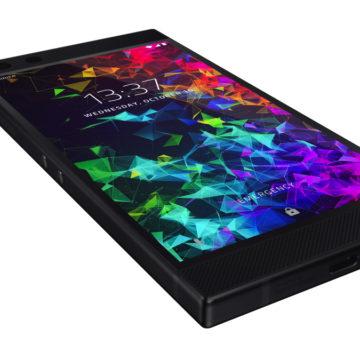 Razer Phone 2, lo smartphone da gaming mette il turbo