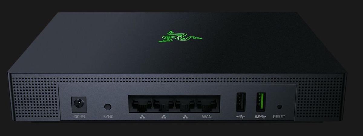 Razer Sila, il router per il gaming su PC, console e smartphone