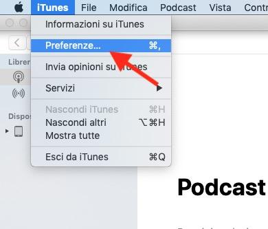 liberare spazio su Mac
