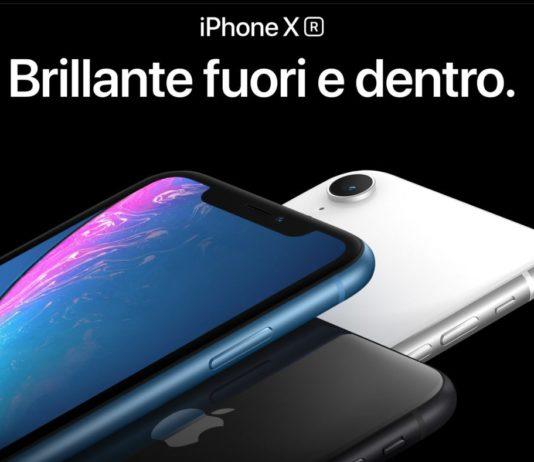 Tutto su iPhone XR