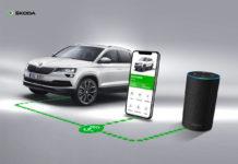 I servizi di Amazon Alexa presto disponibili anche in Italia per i Clienti ŠKODA