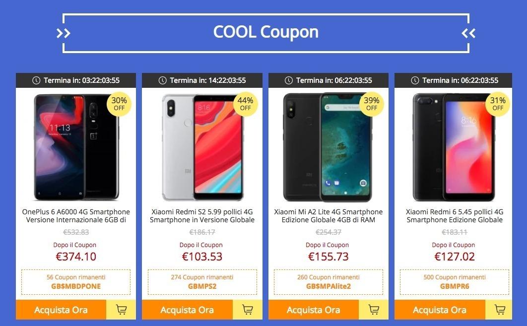 Siete abbastanza veloci? Gearbest vi regala uno smartphone a soli 9 euro