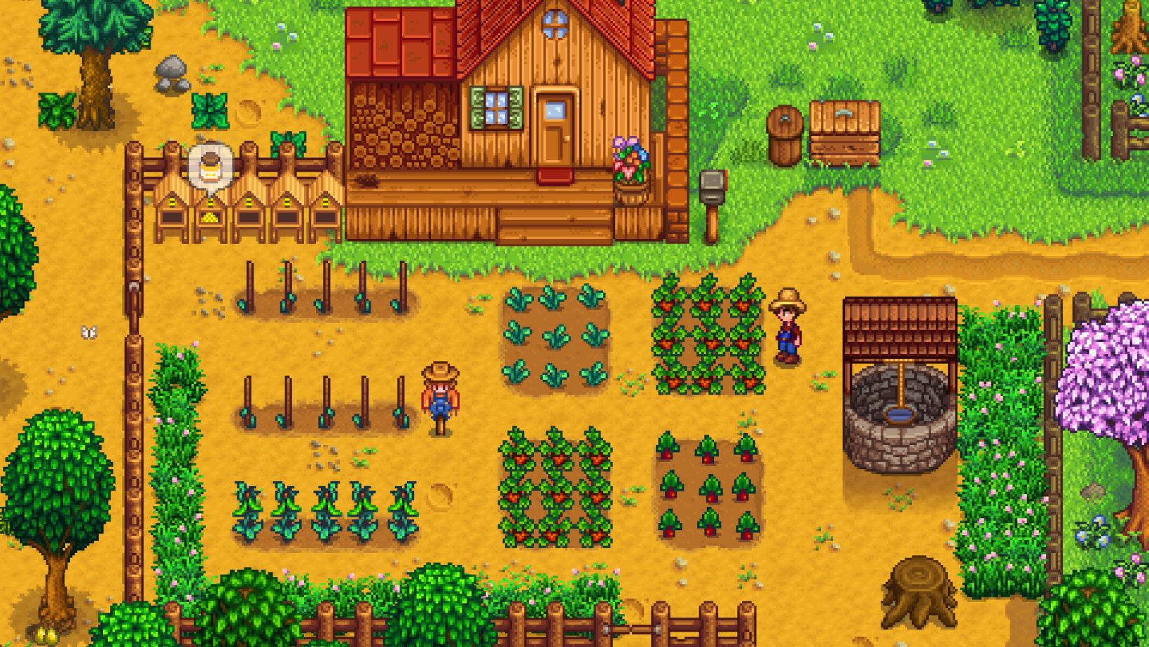 La popoalre simulazione di fattoria Stardew Valley arriva su iOS entro il mese