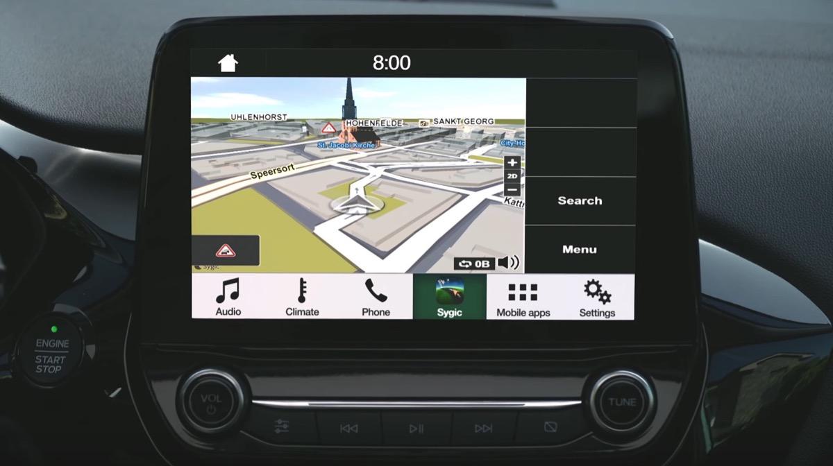 sygic car navigation l app per carplay su app store. Black Bedroom Furniture Sets. Home Design Ideas
