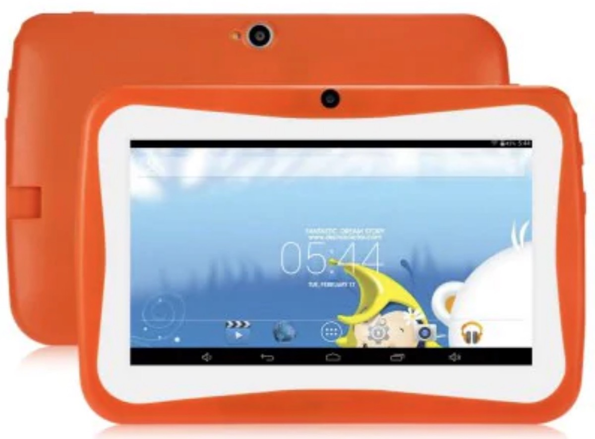 BDF Q768, il tablet Android su misura di bambino