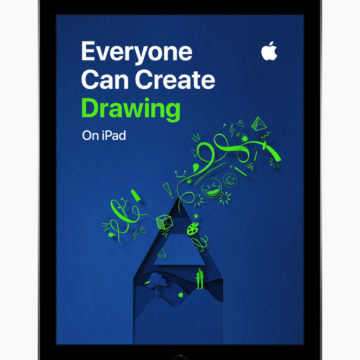 Apple lancia Tutti Possono Creare, gratis gli ebook per disegno, video, musica e foto