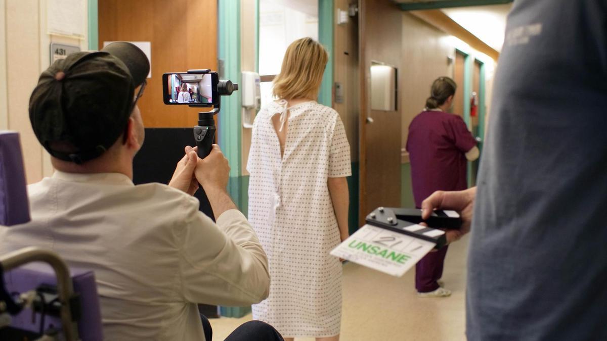 Unsane, il film di Soderbergh girato con iPhone è su iTunes