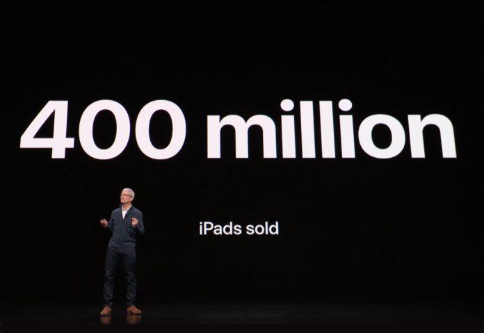 iPad è il computer portatile più venduto al mondo