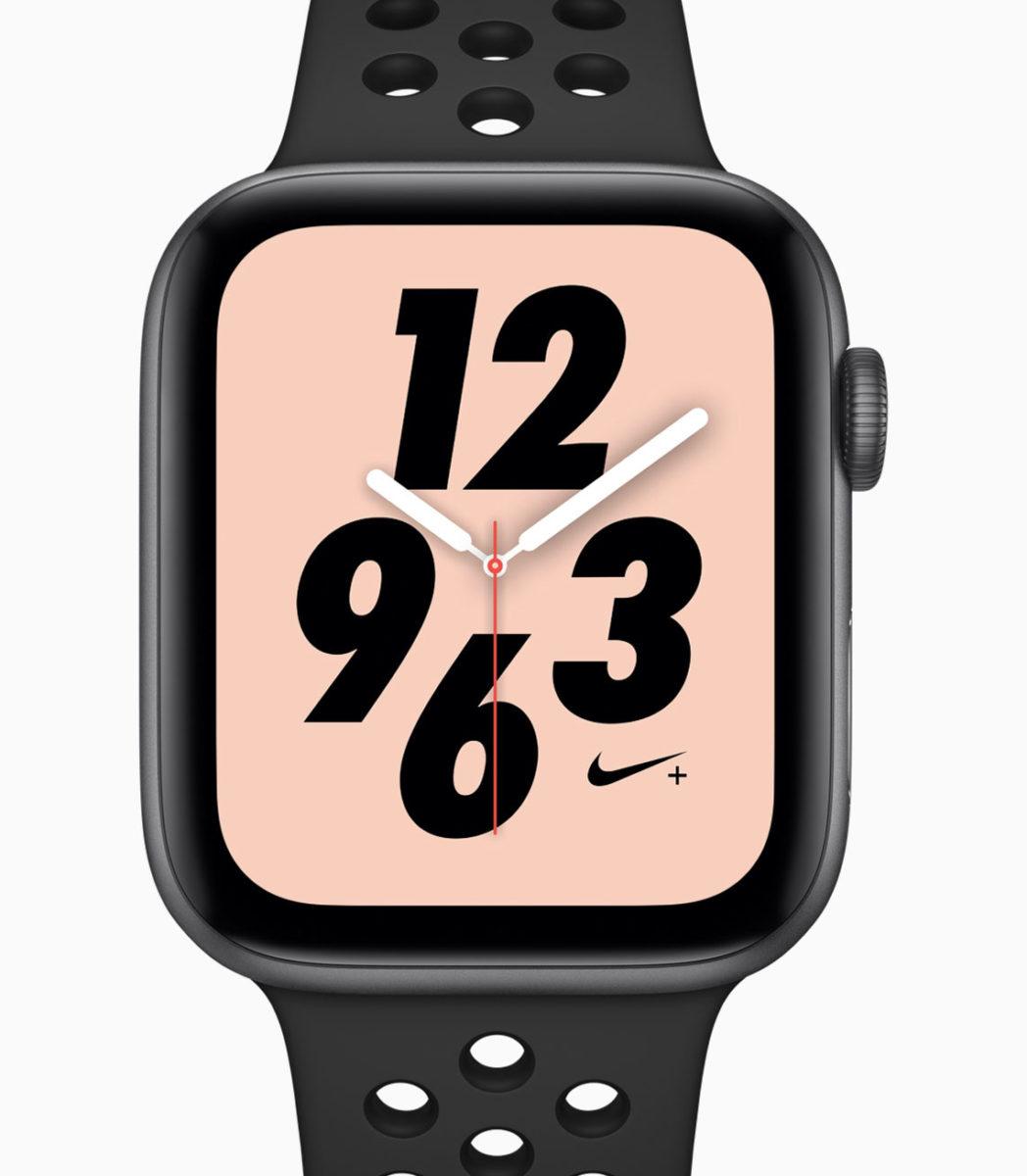 Per Apple Watch Nike+ sono disponibili nuovi quadranti Nike con cinturini abbinati.