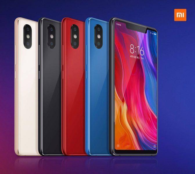 Sconti Xiaomi Mi 8, Mi Max 3 e Redmi Note 6, si parte da 190 euro