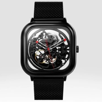 "Xiaomi Youpin CIGA, splendido ""Apple Watch maccanico"" a 130 euro"