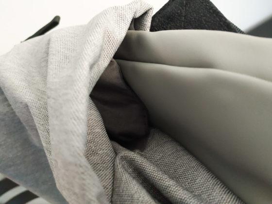 Zaino tech con cerniere anti-scippo in sconto a 40,99 euro spedito