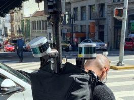 Apple sta mandando in giro uomini con zaini per mappare San Francisco