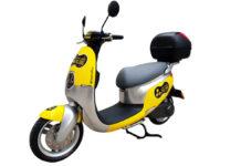 Zig Zag Scooter Sharing