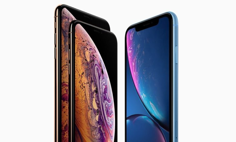 fine di apple - foto iPhone XS e  iPhone XR