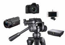 In sconto a 22 euro il treppiede docooler per fotocamere, universale e  in alluminio