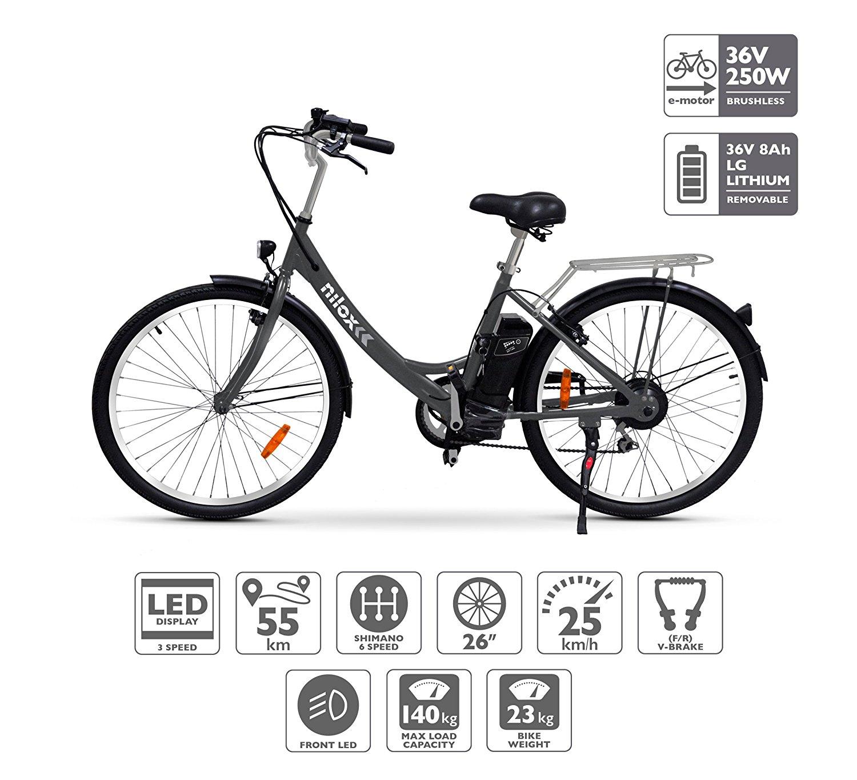 Bici elettriche in sconto per il Black Friday 2018 su Amazon