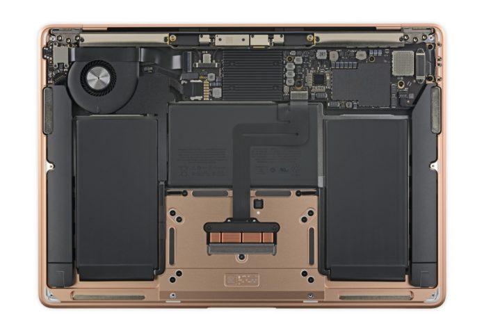 MacBook Air 2018 è un po' più facile da riparare ma guai se si rompe la tastiera