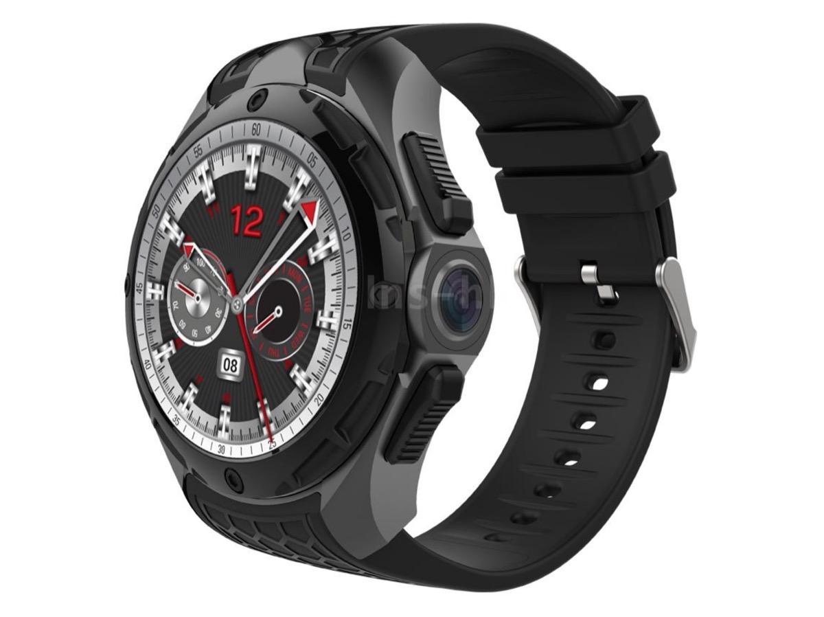 AllCall W2, lo smartwatch impermeabile con scheda SIM