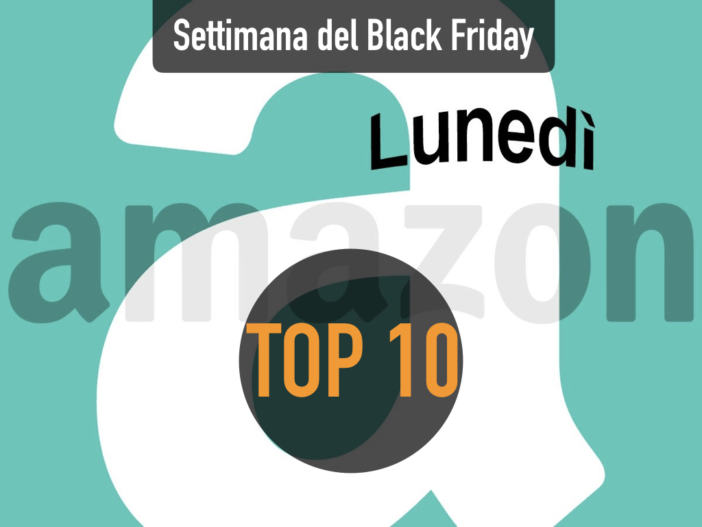 644b1e4635f5 Black Friday Amazon: dieci prodotti top in supersconto fino al 26 ...