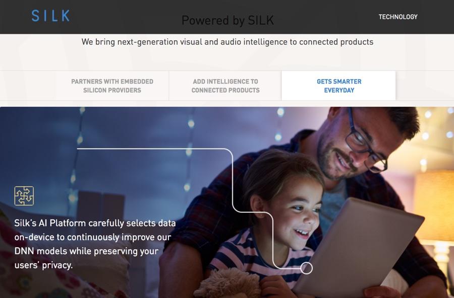 Apple ha acquisito Silk Labs, una startup specializzata in Intelligenza Artificiale?