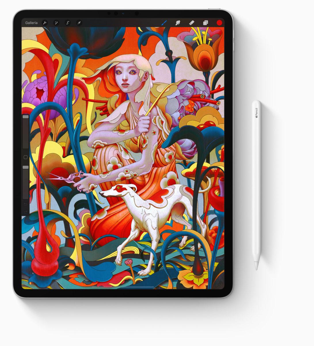 """Jony Ive:""""Orgogliosi di ciò che siamo riusciti a fare con iPad Pro"""""""