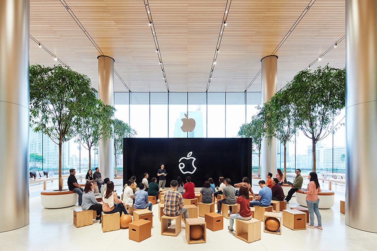 Ecco il primo Apple Store in Thailandia: le foto in anteprima