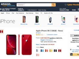 Su Amazon i primi prodotti ufficiali Apple