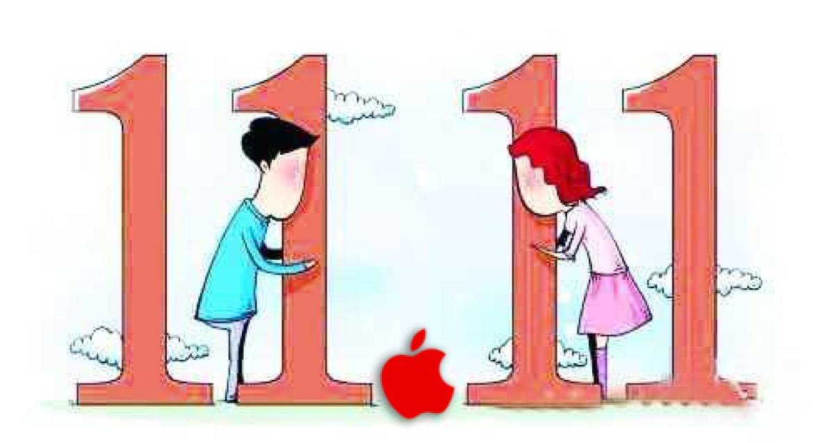 Apple al Single Day ha venduto più degli altri marchi cinesi