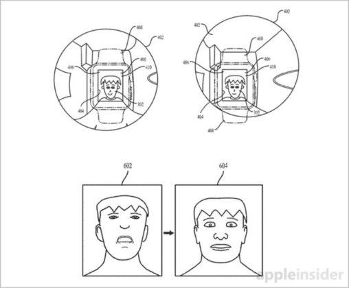 Apple Watch con Face ID, nel brevetto le telecamere finiscono sul cinturino
