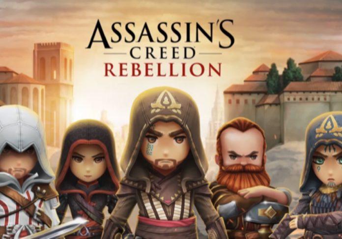 Prendete le ferie, Assassin's Creed Rebellion è su iOS e Android