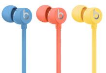 Arrivano gli auricolari urBeats 3 colorati in abbinamento a iPhone XR