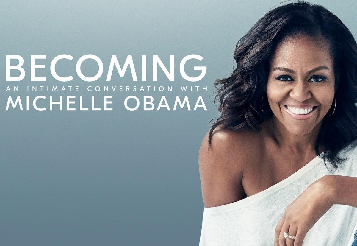 Becoming di Michelle Obama, l'autobiografia della First Lady è su