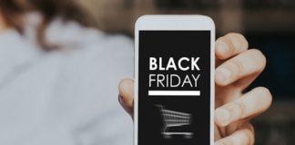 Oltre un terzo degli acquisti del Black Friday 2018 sono stati fatti dallo smartphone