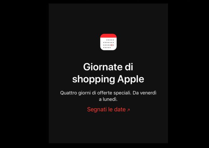 Arriva il Black Friday 2018 di Apple: quattro giorni di offerte dal 23 al 26 novembre