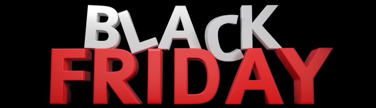 Tutte le offerte della settimana del Black Friday ancora valide