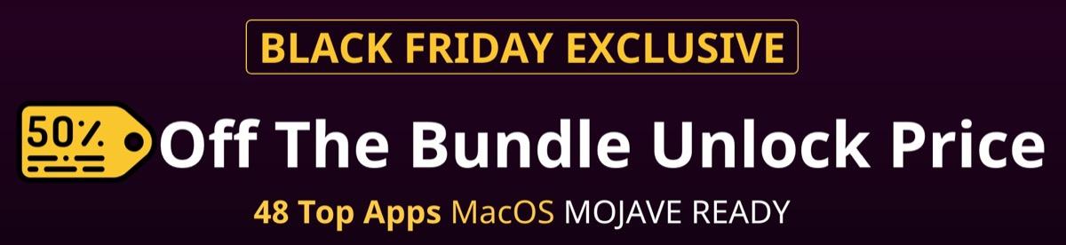 Black Friday BundleHunt, tutti i programmi per Mac che volete a partire da 1$