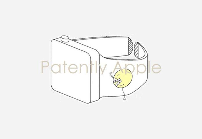 Apple ha brevettato un cinturino per Apple Watch con integrati circuiti elettronici e indicatori LED