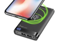 Freepower Manta S Wireless, la powerbank con ricarica senza fili di Cellularline